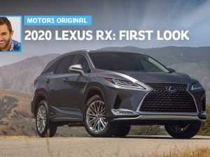 34 The Lexus Rx 350 Changes For 2020 Spesification