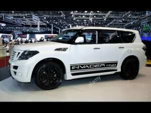 34 The New Nissan Patrol 2019 Spy Shoot