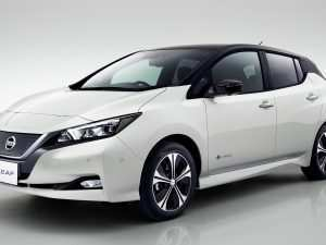 34 The Nissan Leaf 2020 Uk Model
