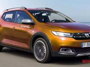34 The Nouvelle Dacia 2019 First Drive