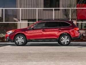 34 The Subaru Outback 2020 Spy Redesign and Concept