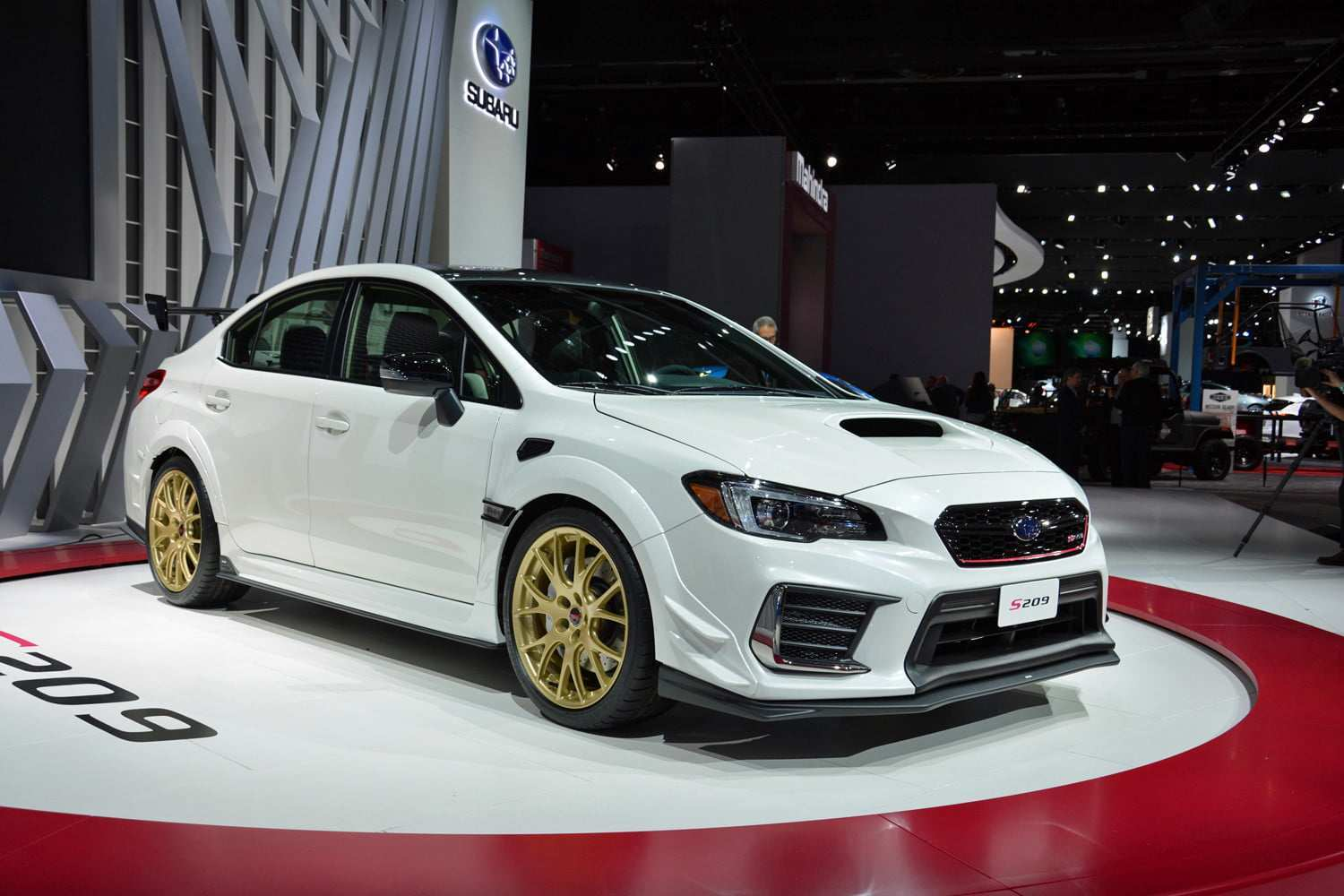 34 The Subaru Sti 2020 Horsepower History
