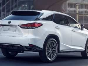 34 The When Will The 2020 Lexus Rx Come Out Exterior and Interior