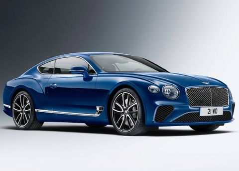 35 A 2019 Bentley Continental Gt Specs New Model And Performance