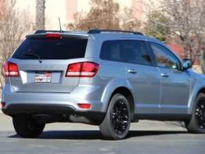 35 A 2019 Dodge Journey Redesign First Drive