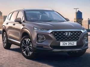 35 A 2019 Hyundai Santa Fe Sport Redesign New Model and Performance
