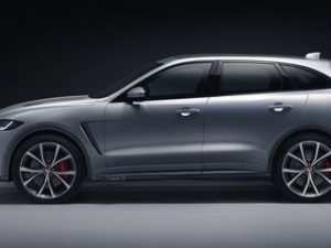 35 A 2019 Jaguar Pace Photos