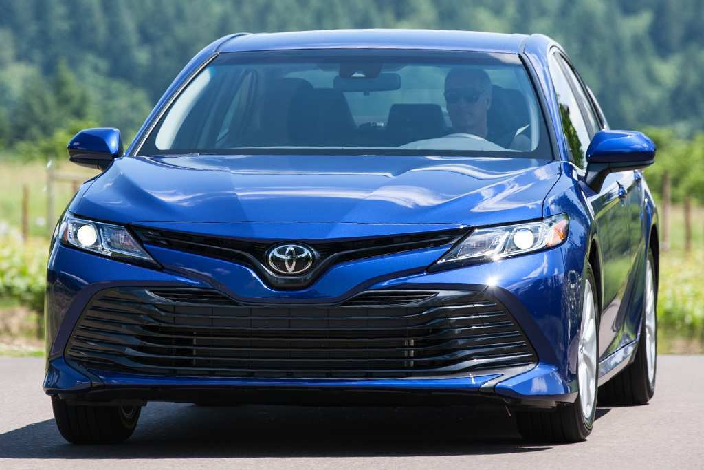 35 A 2019 Toyota Vehicles Performance