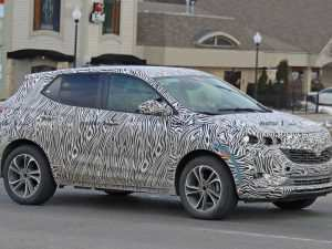 35 A 2020 Buick Suv Spesification