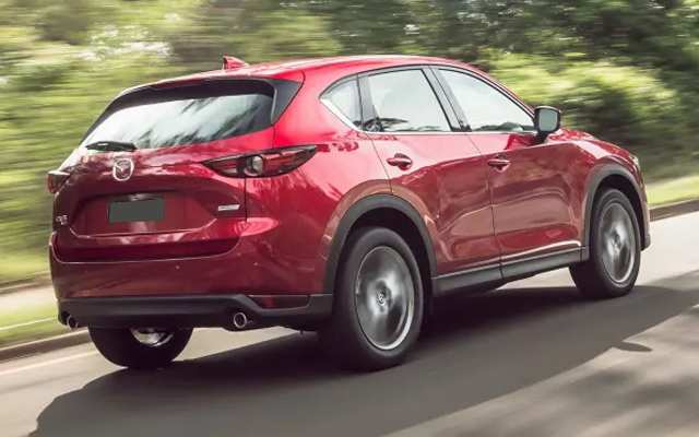 35 A 2020 Mazda Cx 5 Grand Touring Price Design and Review