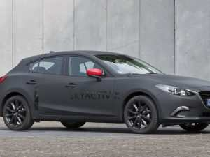 35 A Mazda New Cars 2020 Configurations