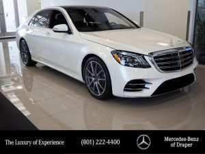 35 A S560 Mercedes 2019 Overview
