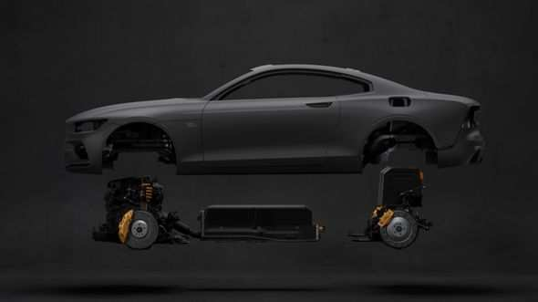 35 A Volvo Coupe 2019 Performance