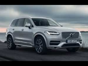 35 A Volvo New Xc90 2020 History