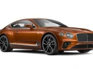 35 All New 2019 Bentley Continental Gt Specs Performance and New Engine