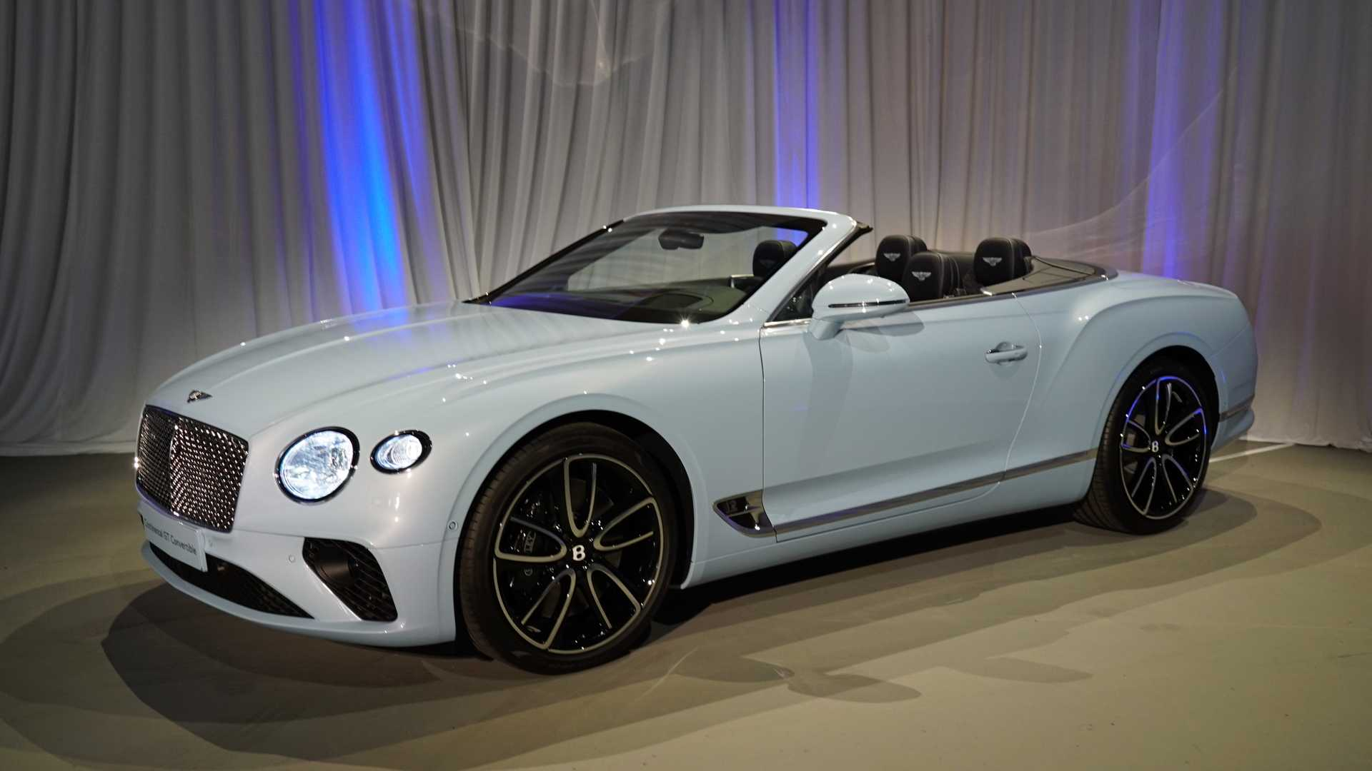 35 All New 2019 Bentley Continental Gt Weight Exterior And Interior