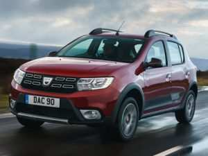 35 All New 2019 Dacia Sandero Stepway Prices