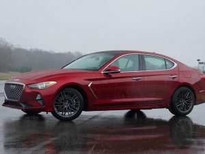 35 All New 2019 Genesis Cars Review and Release date