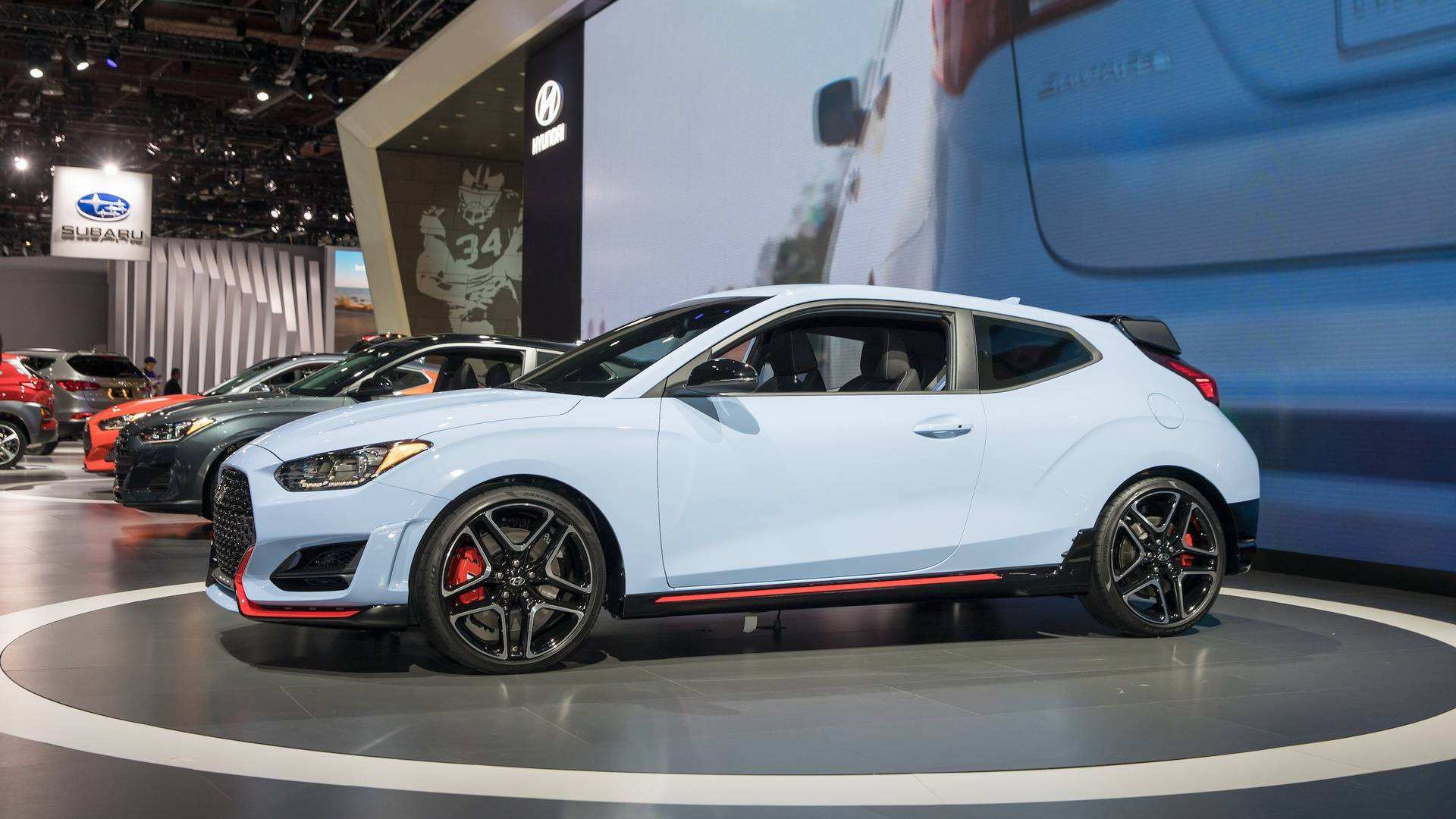 35 All New 2019 Hyundai Veloster N Overview
