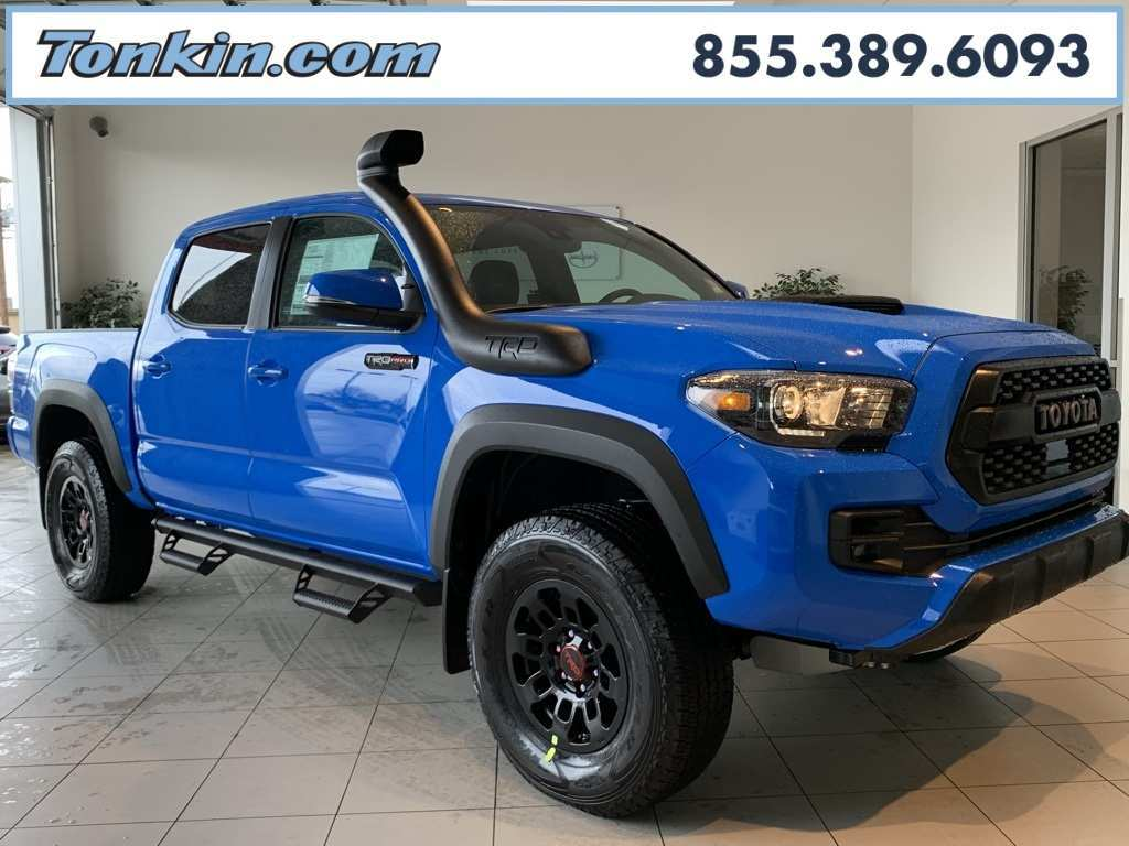 35 All New 2019 Toyota Double Cab Style
