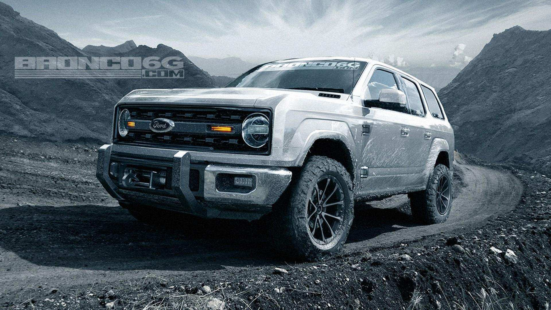 35 All New 2020 Ford Bronco Usa Redesign