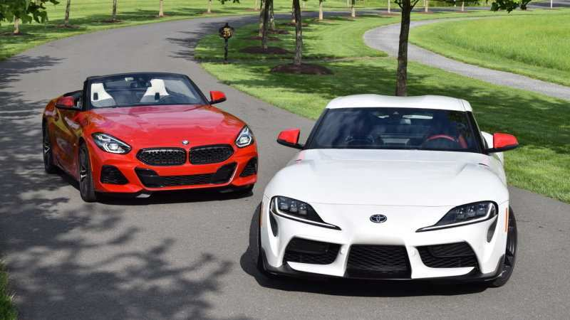 35 All New 2020 Toyota Supra Price Performance