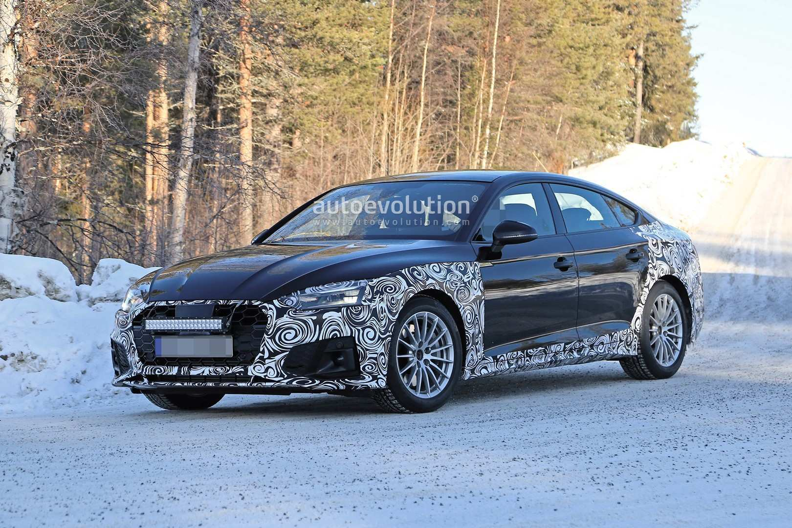 35 All New Audi A5 2020 Images