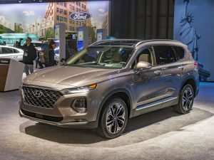 35 All New Hyundai Santa Fe 2020 Engine
