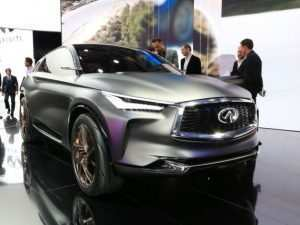 35 All New Infiniti Qx50 2020 New Concept