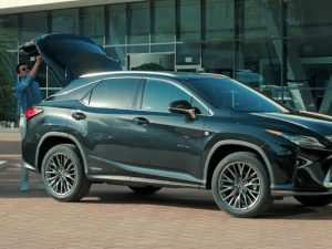 35 All New Lexus Rx 450H 2020 Picture
