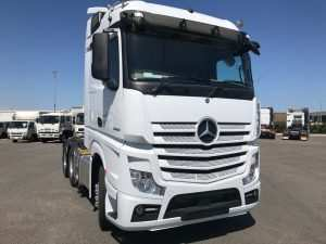 35 All New Mercedes Truck 2019 Style