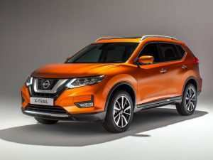 35 All New Nissan X Trail Next Generation 2020 Wallpaper
