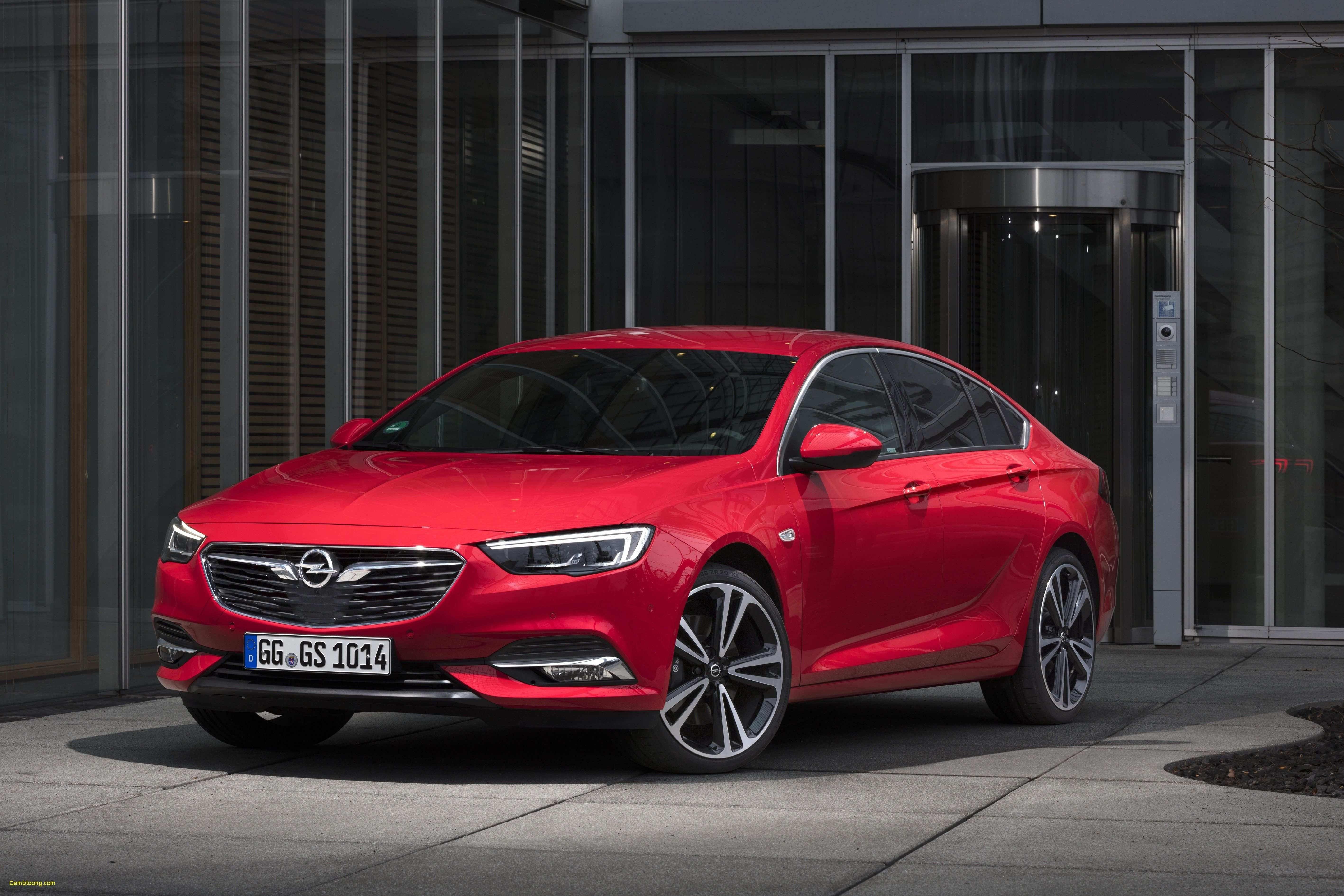35 All New Opel Astra New Shape 2020 First Drive