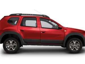 35 All New Renault Duster 2019 Colombia Interior
