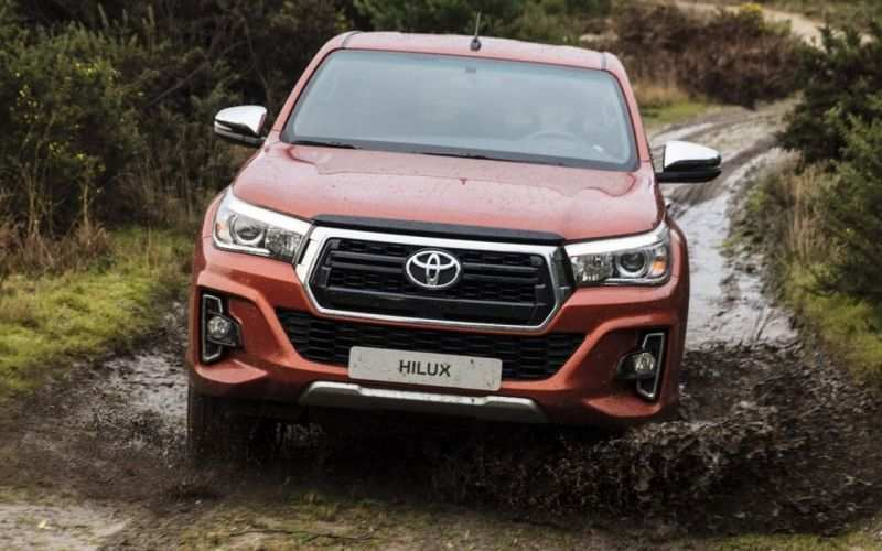 35 All New Toyota Hilux 2020 Redesign and Concept