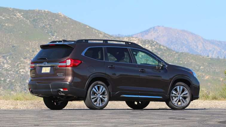35 Best 2019 Subaru Ascent Gvwr Interior