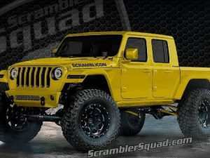 35 Best 2020 Jeep Gladiator Yellow Overview
