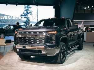 35 Best Chevrolet Pickup 2020 Exterior