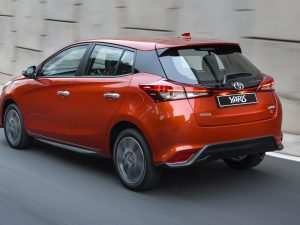 35 Best Toyota Yaris 2019 Europe Review and Release date