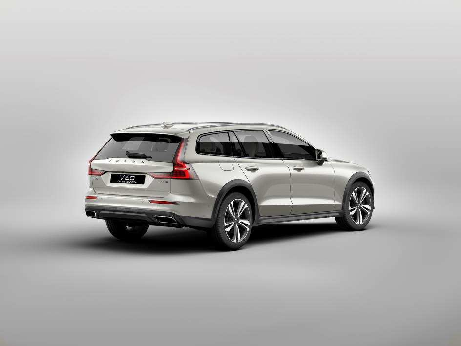 35 Best Volvo 2019 V60 Cross Country Redesign And Concept