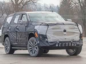 35 Best What Will The 2020 Cadillac Escalade Look Like Wallpaper