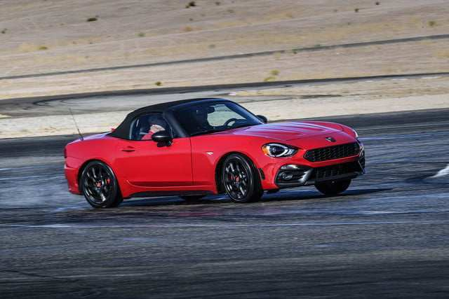 35 New 2019 Fiat Spider Abarth Price And Release Date