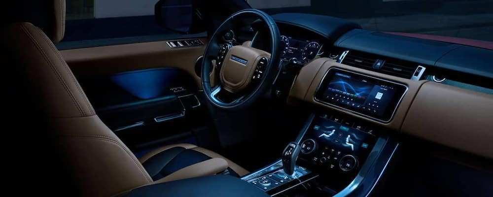 35 New 2019 Land Rover Interior Rumors
