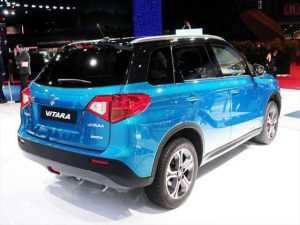35 New 2019 Suzuki Grand Vitara First Drive