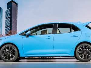 35 New 2019 Toyota Corolla Hatchback Review Release