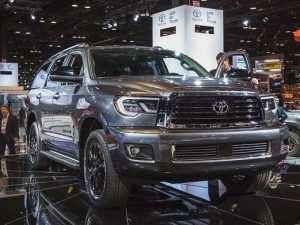 35 New 2019 Toyota Sequoia Redesign Pictures