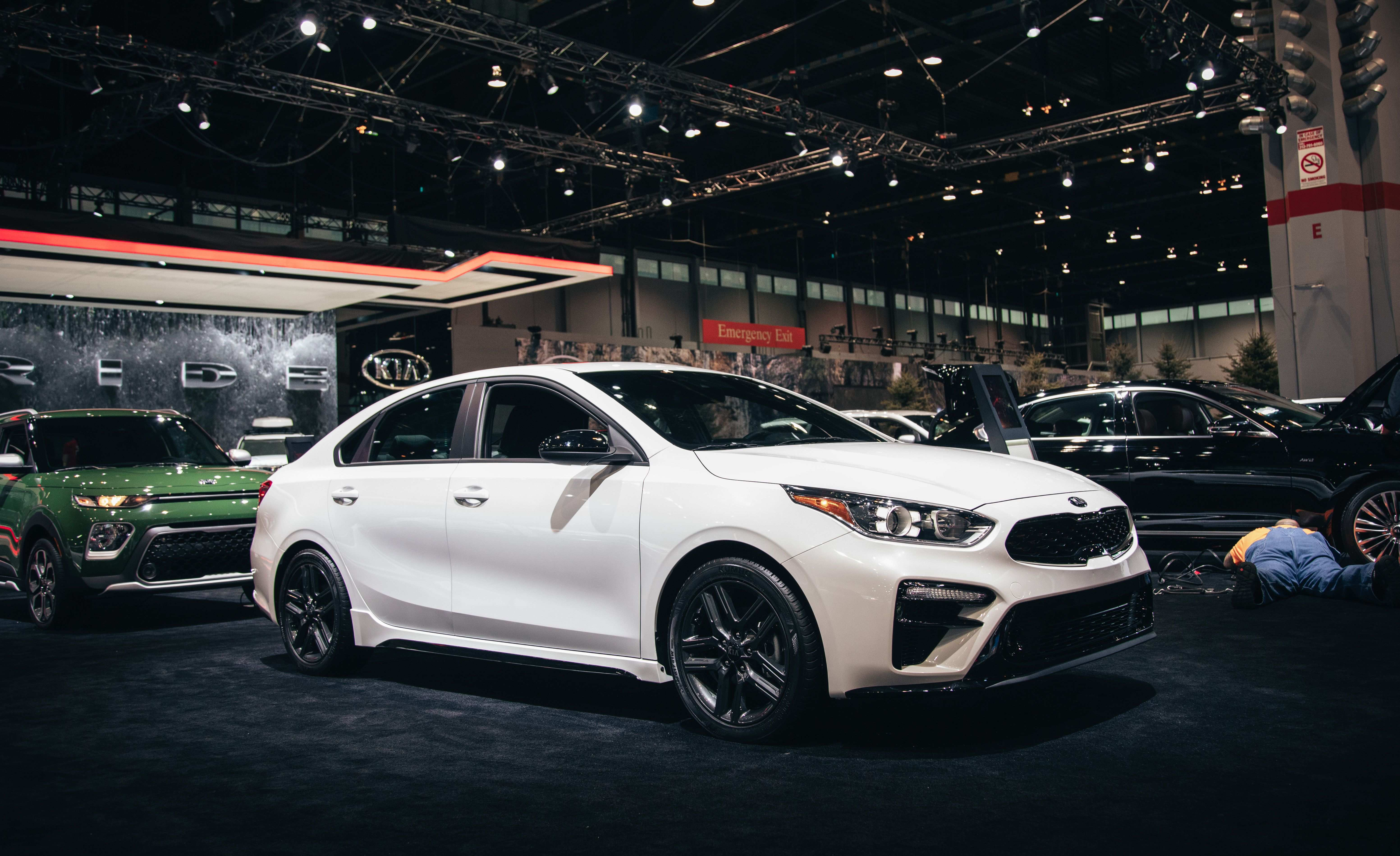 35 New 2020 Kia Forte Hatchback Photos