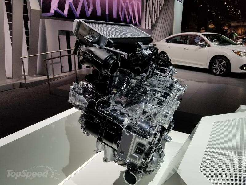 35 New 2020 Subaru Legacy Engine Interior