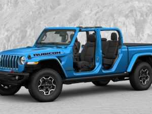 35 New How Much Will The 2020 Jeep Gladiator Cost Price Design and Review