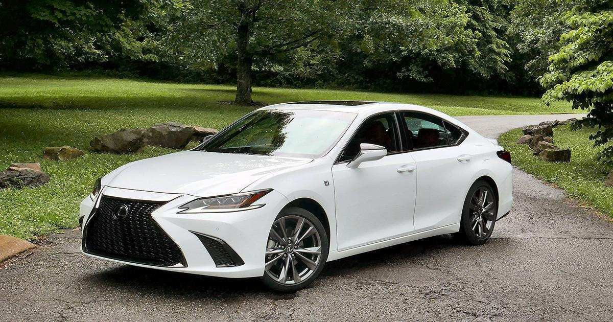 35 New Lexus 2019 F Sport Redesign